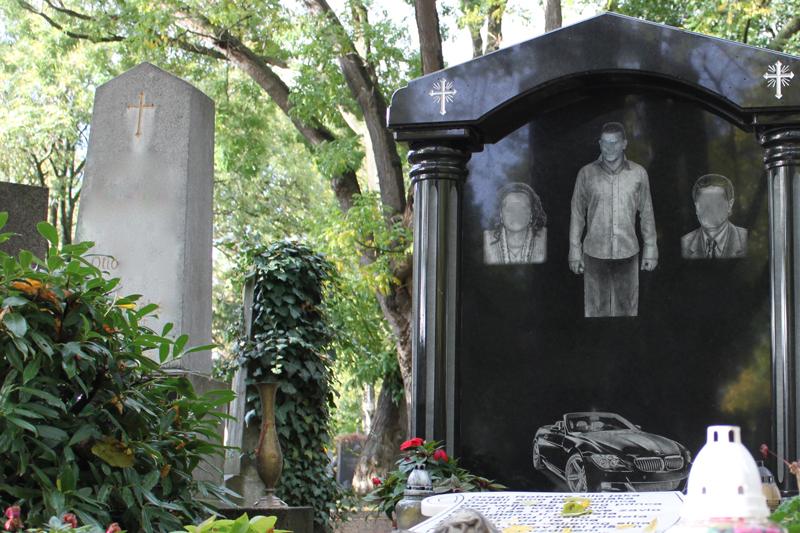 Grab Zentralfriedhof