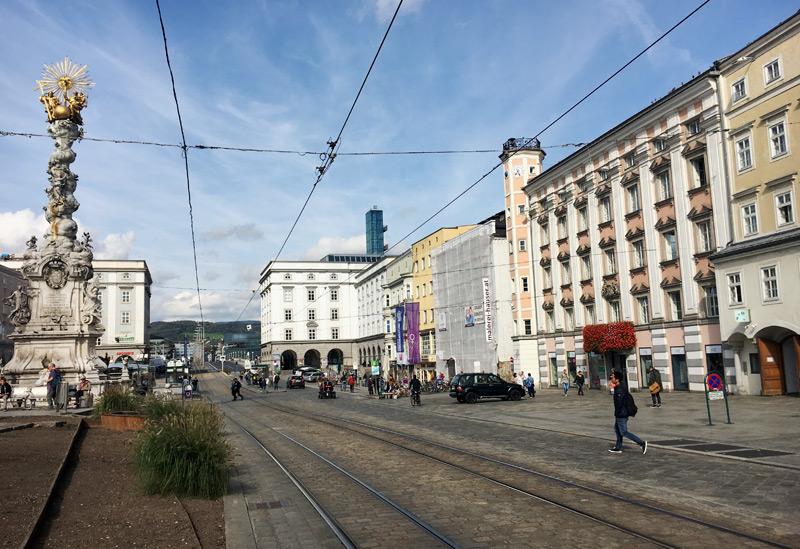 Linz, Hauptplatz