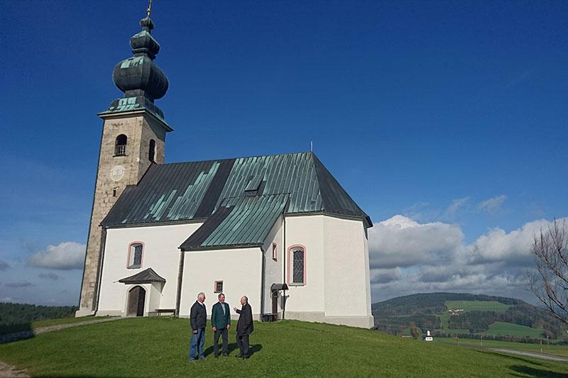 Wallfahrtskirche Sommerholz bei Neumarkt am Wallersee