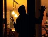 Dämmerungseinbrecher Einbrecher Einbruch Diebstahl