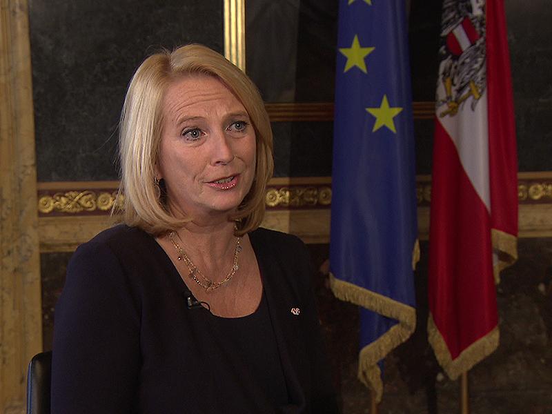 Doris Bures (SPÖ)