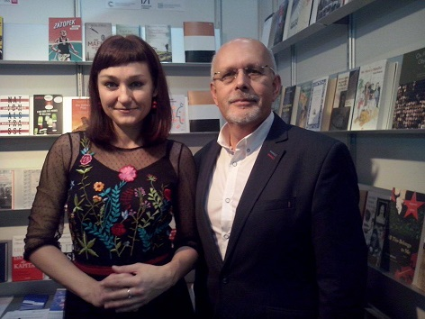 Kateřina Tučková a Mojmír Jeřábek
