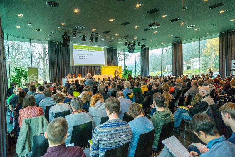 44. Landesversammlung der Tiroler Grünen