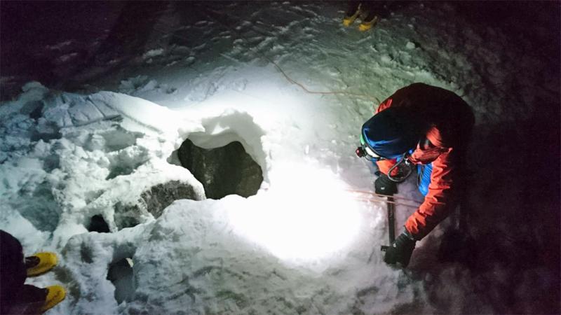 Doline Bergrettung Dachstein