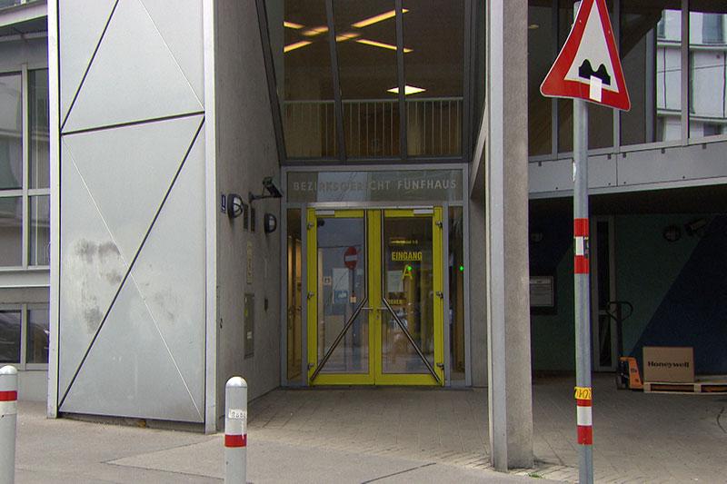 Bezirksgericht Fünfhaus
