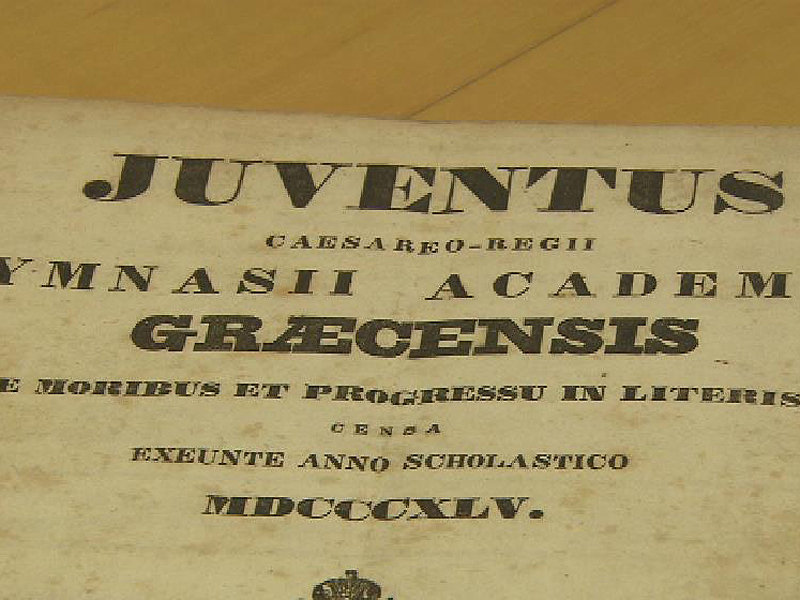 444 Jahre Akademisches Gymnasium