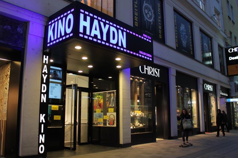 Haydn Kino außen