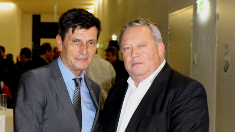 Kristijan Iledić i Rudolf Strommer