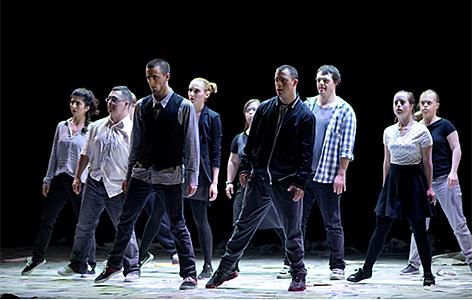 Ich bin O.K.-Dance Company