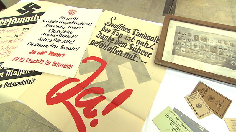 Landesmuseum, Exponate, Ausstellung