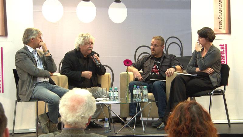 Hrvatski autori sajam  knjig Buch Wien