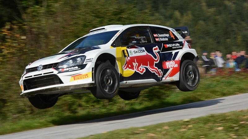 Waldviertel Rallye Raimund Baumschlager