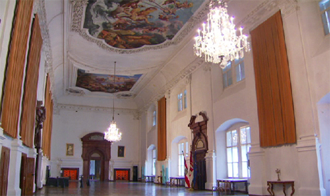 Alte Residenz Salzburg Karabinierisaal