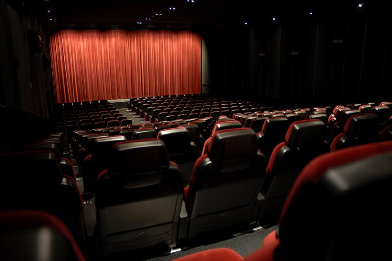 Saal A Haydn Kino