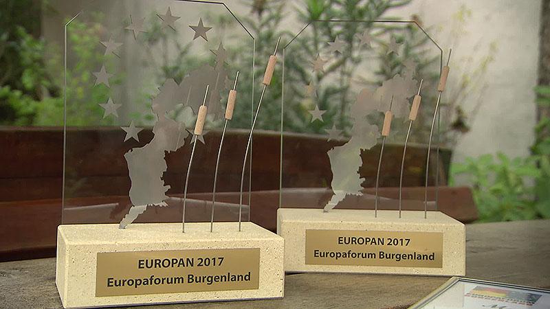 Europan Preisverleihung Brüder Kutrowatz