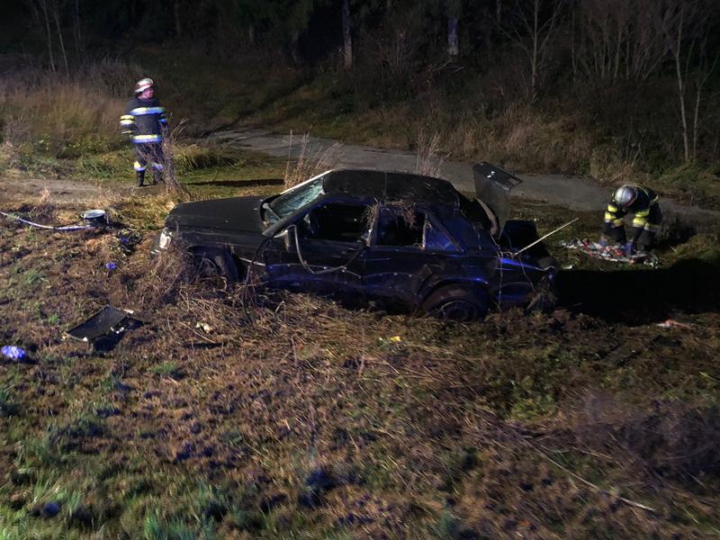 Verkehrsunfall Bruck-Mürzzuschlag
