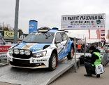 Rallyeauto Waldviertel-Rallye