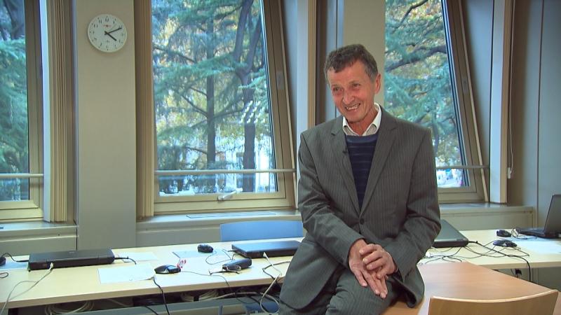 Karl Rainer ehemaliger Spitzenbeamter