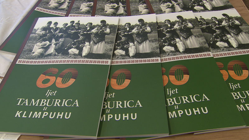 60 ljet Tamburica u Klimpuhu