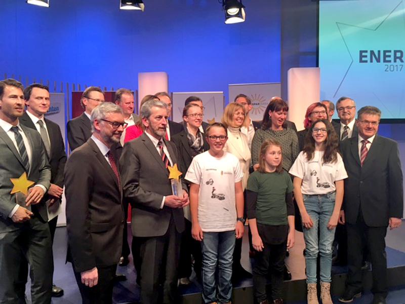 Preisträger Energiestar 2017