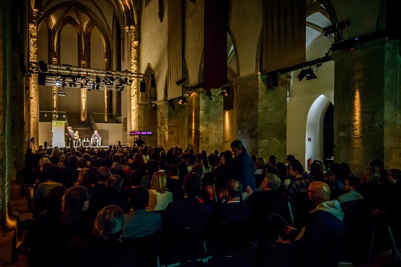 Europäische Literaturtage 2016 in der Minoritenkirche