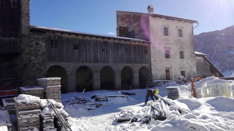 Gräberfund in Osttirol