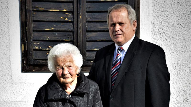95-ljetna Agnes Grandić
