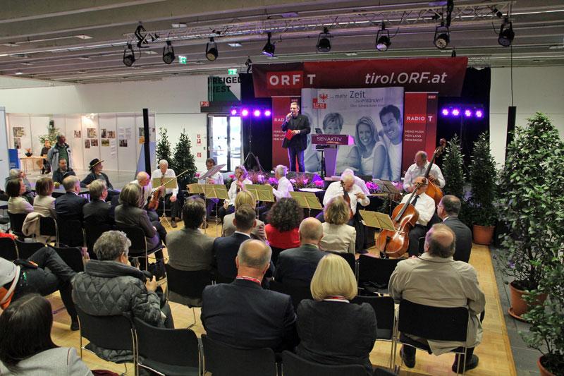 Radio Tirol Tanzcafe mit Alexander Weber