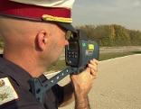 Laserblocker Radarwarner ÖAMTC Polizei