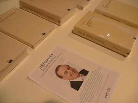 Jiří Gruša Buch Wien