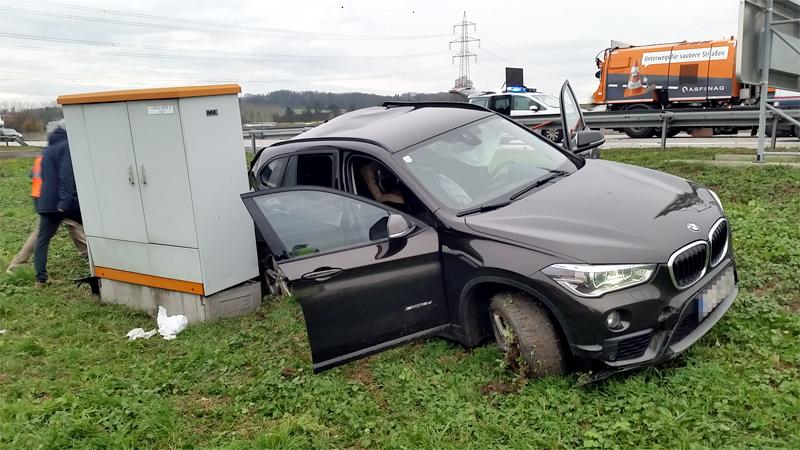 Tödlicher Unfall auf A1 Frühverkehr