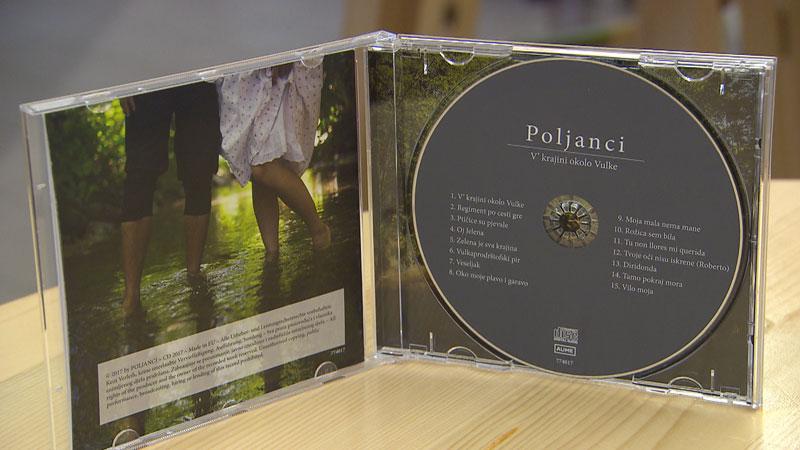 40 ljet Poljanci i novi CD