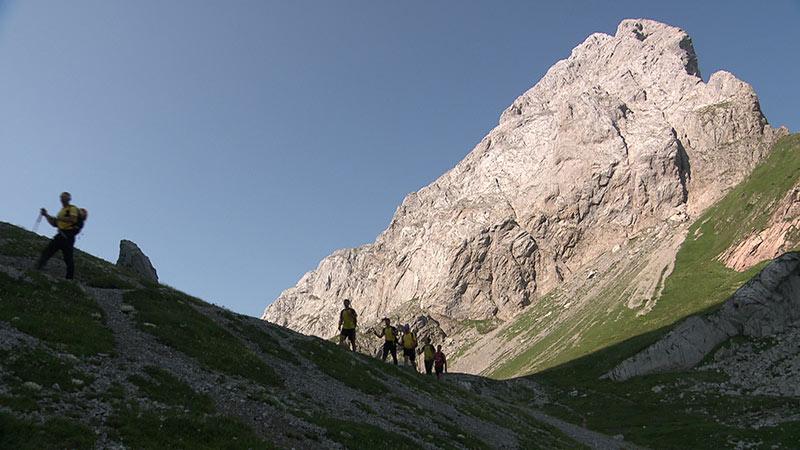 Alpintrail Alpe Adria Rundwanderweg Wolayersee