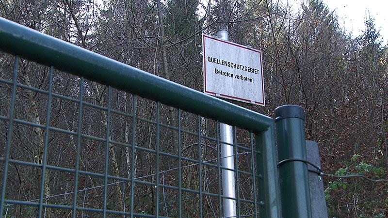 Aufgezeigt Wasserstreit Hundsdorf
