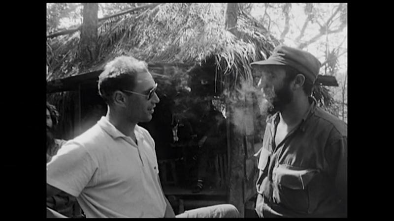 Berühmt wurde Durschmied 1959 durch ein exklusvies Interview mit Fidel Castro