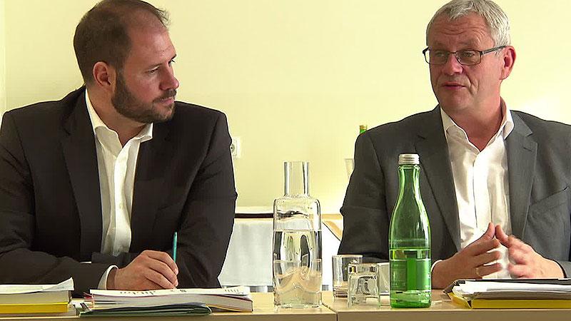 ÖVP Budgetklausur Hagensdorf