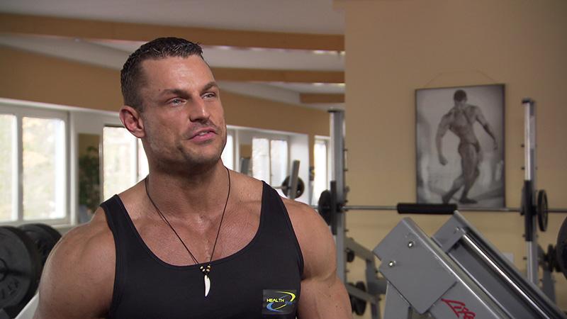 Klaus Drescher Bodybuilder Weltmeister
