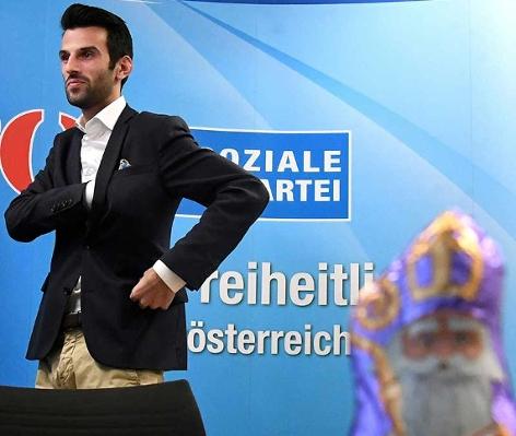 FPÖ Wertekodex Nikolo