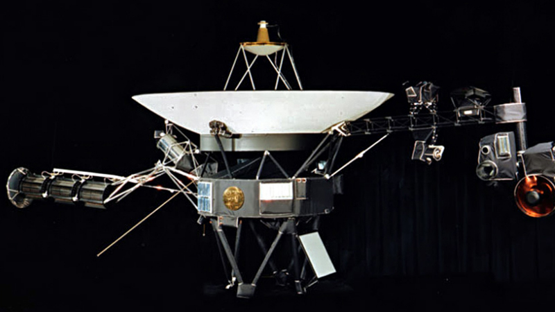 Voyager Sonde Golden Record