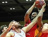 Basketball WM Qualifikation Österreich Deutschland Schwechat