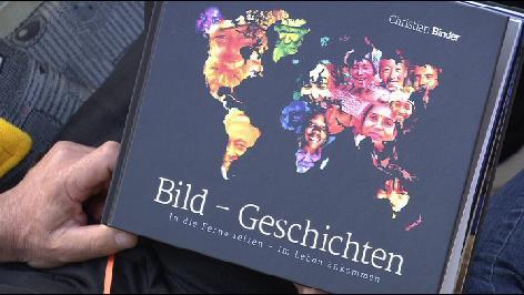 """Christian Binders Buch """"Bild - Geschichten"""""""