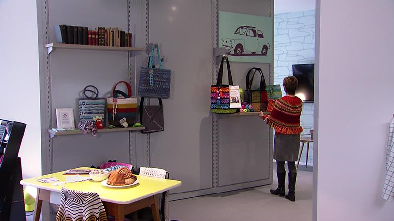 Neues Geschäftsmodell Klagenfurt leer stehende Geschäfte