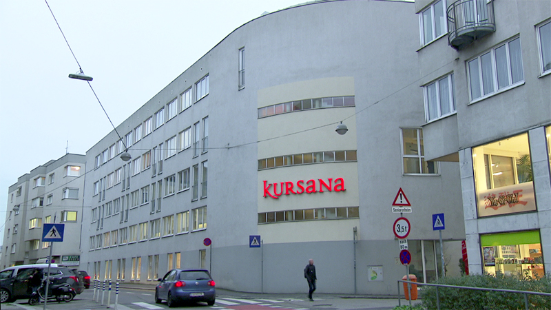 Kursana Seniorenheim Residez Linz