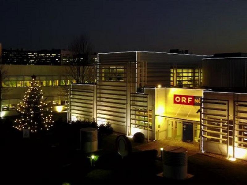 Christbaum ORF Niederösterreich