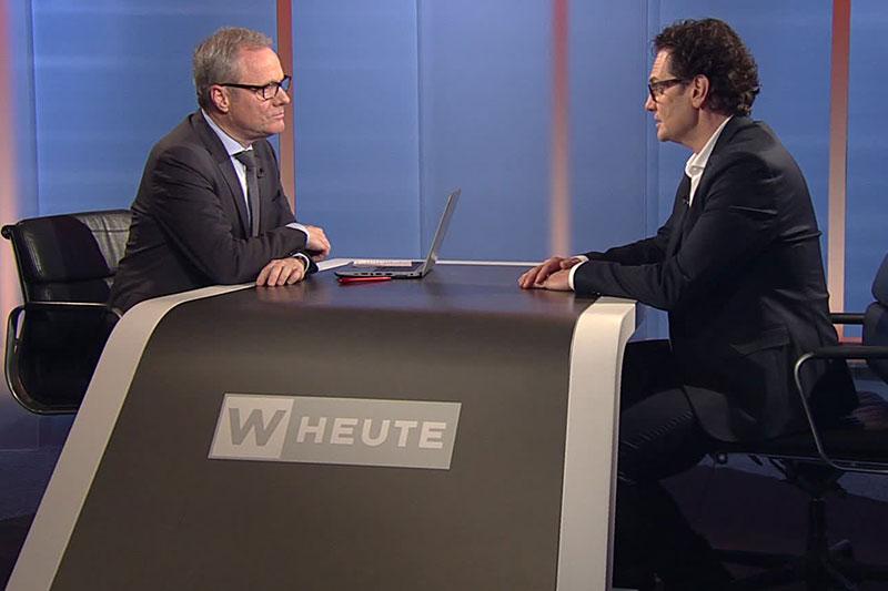 Markus Reiter im Gespräch mit Paul Tesarek