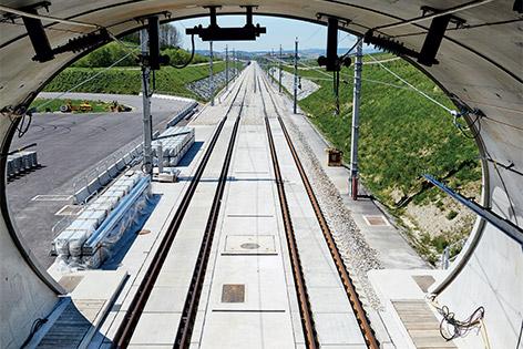Güterzugumfahrung St. Pölten