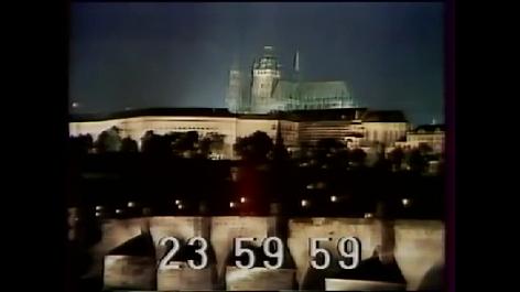 posledni minuty ceskoslovenske televize