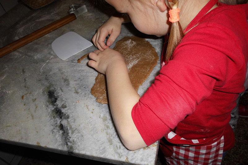 Keksebacken Kurs Väter Kinder