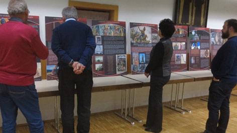 Szent László kiállítás Linzben