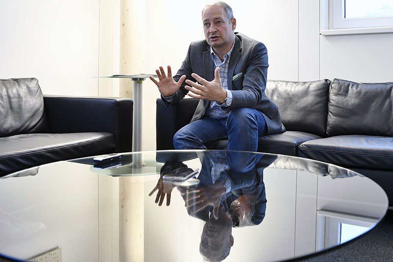 Andreas Schieder im APA-Interview